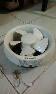 Panasonic Exhaust fan 6吋 窗口式抽氣扇