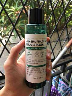 Toner Somebymi Miracle 30days
