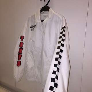 Forever 21 Coach Jacket (Fits S-M)