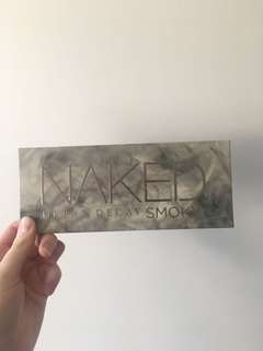 NAKED Urban Decay Authentic Smoky