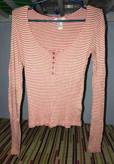 Long sleeve stripes