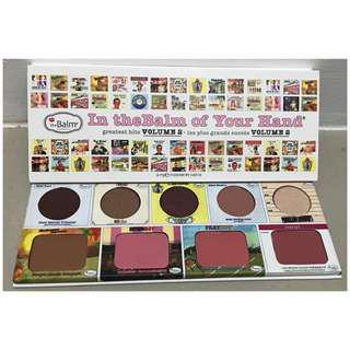 The Balm Vol 2 - All In One Palette