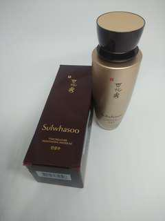 Sulwhasoo timetreasure renovating water ex  125ml