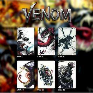 Custom Emoney Flazz dan Brizzi card design Venom 2