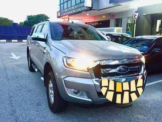 Ford sambung bayar