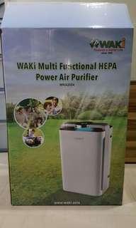 WAKI air purifier/ penyaring udara/ kesehatan