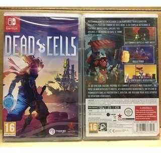 全新 Switch Dead Cells NS 死亡細胞 (歐版, 中文/ 英文)- 挑戰Dark Souls 魂斗羅 難度之2D動作遊戲