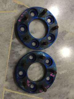 Wheel Spacer  japan 114.3 x 5 hole