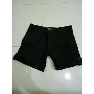 Short Pants Hitam