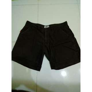 Short Pants Coklat