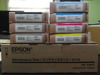 EPSON STYLUS 9880 INK CARTRIDGES