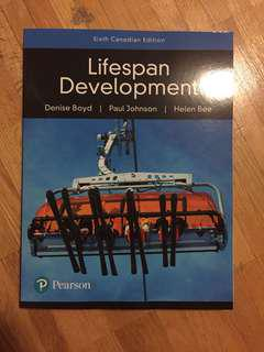 Lifespan Development- Sixth Canadian Edition