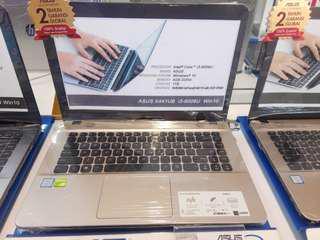 Laptop Asus X441UB-GA042T Bisa di cicil tanpa Kartu kredit Bunga 0%