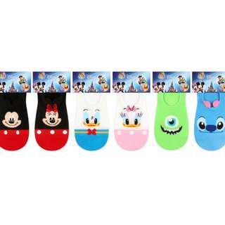 Disney Kid Loafer Sock [3 - 5 Yrs Old]