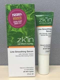zkin Line Smoothing Serum 25ml