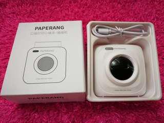 Paperang bluetooth thermal pocket photo printer 1000mah