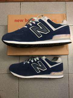 New Balance 574 (Blue)