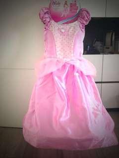粉紅色公主裙 連公主棒 princess dress