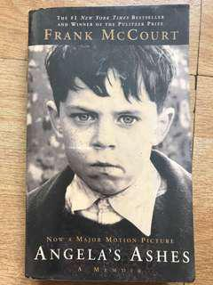 Angela's Ashes by Frank McCourt