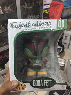Funko Fabrikations Star Wars Boba Fett Figure Doll Articulated