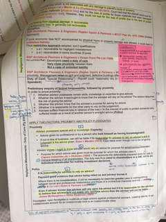 AB1301 business law A++BIBLE NBS GRP A