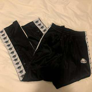Kappa Popper Trackpants