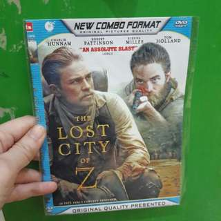 Preloved DVD Lost City