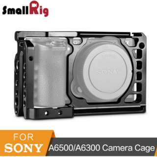 SmallRig 1889 For Sony A6500/A6300 Upgraded Version Protective Dslr Camera Rig For Sony A6500 -1889