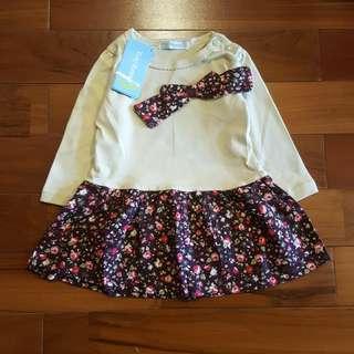 tolo rabbit dress bunga