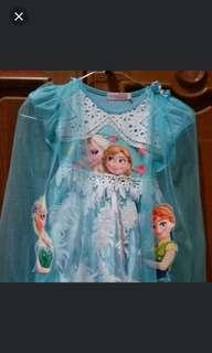 Dress frozen