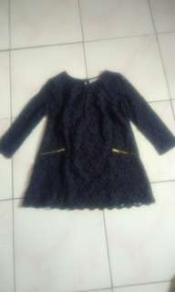 H&M dress 2 to 4 yr old