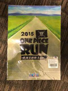 One Piece Run 2015 Stationeries