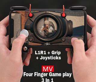 🚚 Mobile Grip MV L1R1+Grip+Joystick 3 In 1