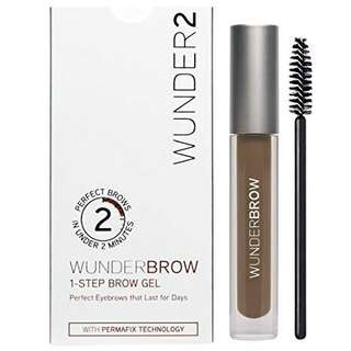 Wunder Brow 1 - Step Eyebrow Gel