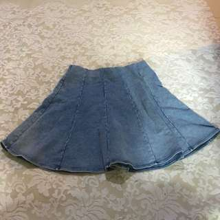 Sixty-eight 牛仔短裙M size