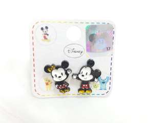 Disney Micky and Minnie Mouse baby Earrings