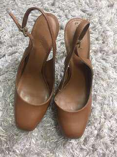 Charles & Keith pump shoes # Reduced