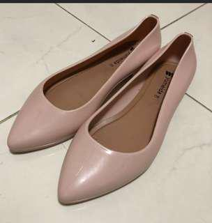 Pink shoes jelly