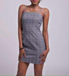 Plaid Cami Dress (2pcs for 380php)