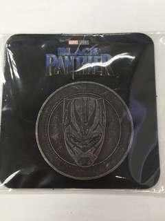 黑豹 Black Panther 限量紀念幣