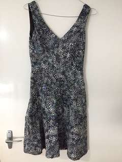 Portmans Spotted Corporate Dress 8