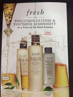 Fresh Black Tea Kombucha Facial Treatment Essence