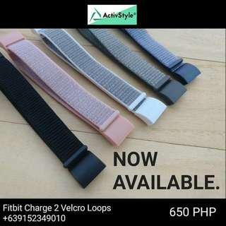 New straps alert!  Here's a new and exciting way of wearing your Fitbit Charge 2