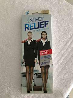 Sheer Relief Stockings