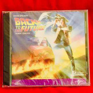 Back to The Future 	-	Movie	(VCD)