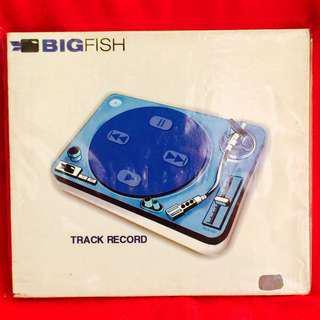 Big Fish-Track Record(CD)(VG)