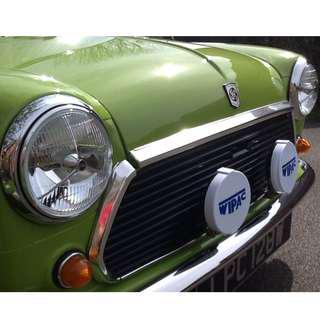 🚚 AUSTIN MINI 老咪 P700大燈 7吋 大燈 適用VERITA / 頂好 303 T1 金福相車款