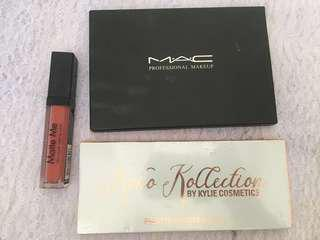 Paket/Satuan Koko Collection Pressed Powder, Mac Concealer, Sleek Matte me Petal