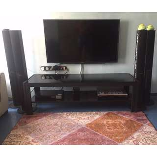 Pioneer DVD home theater audio system