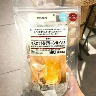 [PO Japan Ready 15 Sept] MUJI Tea